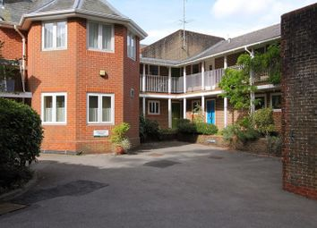Thumbnail 2 bed flat for sale in Little Dean Court, Winton Hill, Stockbridge