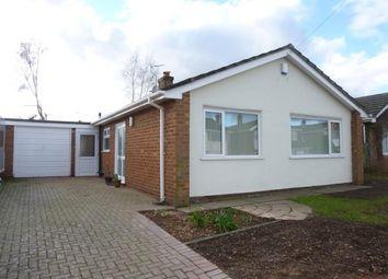 Thumbnail 2 bed bungalow to rent in Woodridge Avenue, Marford, Wrexham