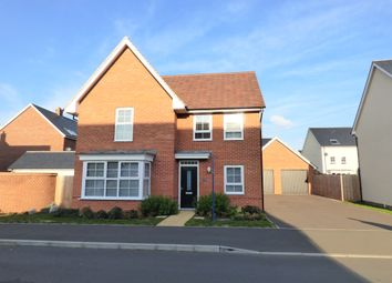 Thumbnail 4 bed detached house for sale in The Jumps, Marston Moretaine