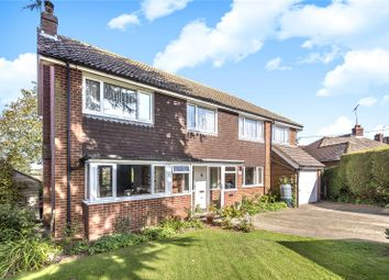 Thumbnail 5 bed detached house for sale in Downs Road, East Studdal, Dover, Kent