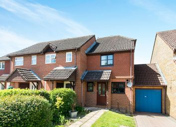 Thumbnail 2 bed semi-detached house for sale in Brackenbury, Andover