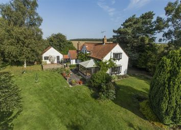 Thumbnail 4 bed detached house for sale in Shereford, Fakenham