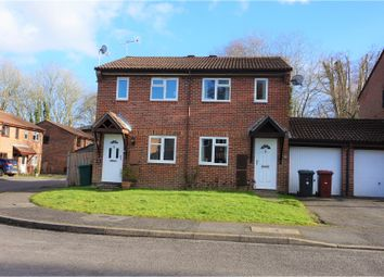 Thumbnail 2 bed semi-detached house for sale in Puttocks Close, Haslemere