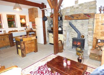 Thumbnail 2 bed terraced house for sale in Lumb, Rossendale