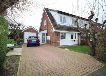 Thumbnail 3 bed semi-detached house for sale in Bramble End, Alconbury, Huntingdon