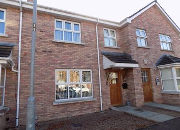 Thumbnail 3 bedroom town house to rent in The Close, Waringstown, Craigavon