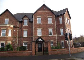 Thumbnail 2 bed flat to rent in Farriers Way, Poulton-Le-Fylde