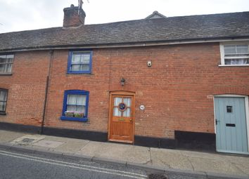 Thumbnail 2 bedroom terraced house for sale in Benton Street, Hadleigh, Ipswich