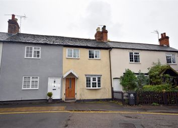 Thumbnail 2 bed terraced house for sale in The Banks, Sileby, Loughborough