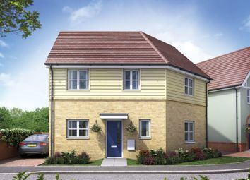 "Thumbnail 3 bed semi-detached house for sale in ""The Electron"" at Wood View, Grays"