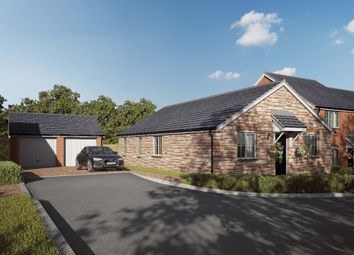 Thumbnail 3 bed detached bungalow for sale in Willow Walk, Lea, Ross-On-Wye