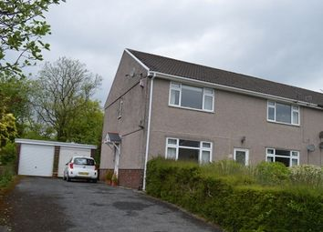 Thumbnail 2 bed flat to rent in Saunders Way, Sketty, Swansea