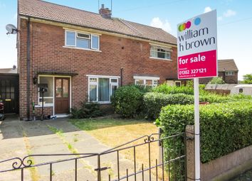 Thumbnail 2 bed semi-detached house for sale in Aldesworth Road, Cantley, Doncaster