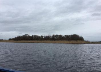 Thumbnail Land for sale in Upper Lough Erne, Enniskillen, County Fermanagh