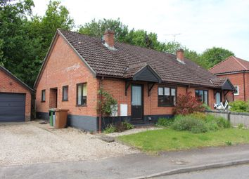 Thumbnail 2 bedroom bungalow to rent in The Crescent, Drayton, Drayton, Norwich