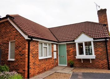 Thumbnail 2 bed detached bungalow for sale in Budgen Drive, Redhill