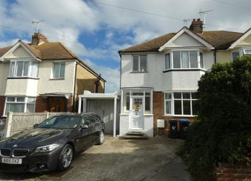 Thumbnail 3 bed property to rent in Boleyn Avenue, Margate