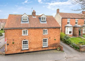 Thumbnail 4 bedroom detached house for sale in The Green, Nettleham