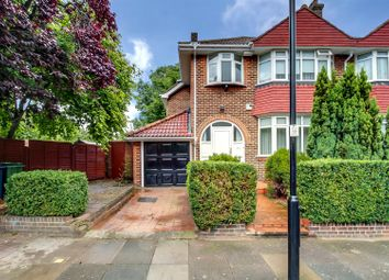 Thumbnail 3 bedroom semi-detached house for sale in Vyner Road, London
