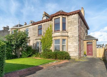 Thumbnail 3 bed flat for sale in North Crescent Road, Ardrossan