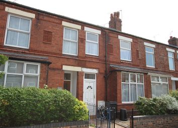 Thumbnail 3 bed terraced house to rent in Clare Avenue, Chester, Cheshire