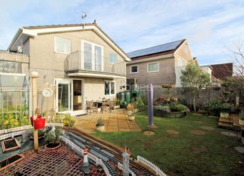 Thumbnail 3 bed detached house for sale in Durris Close, Plymouth