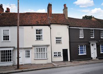 Thumbnail 3 bedroom terraced house for sale in High Street, Great Baddow, Chelmsford