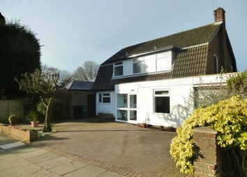 Thumbnail 3 bed detached house to rent in Bishops Road, Hove
