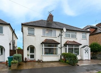 3 bed semi-detached house for sale in King Georges Avenue, Watford, Hertfordshire WD18