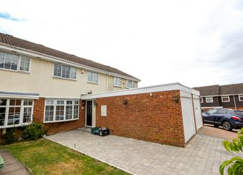 Thumbnail 3 bed terraced house to rent in Smarts Green, Cheshunt, Waltham Cross