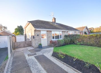 Thumbnail 2 bed semi-detached bungalow for sale in Ash Grove, Keyworth, Nottingham