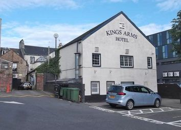 Thumbnail Hotel/guest house for sale in King's Arms Hotel, High Street, Irvine