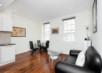 Thumbnail 1 bed flat for sale in John Adam Street, London