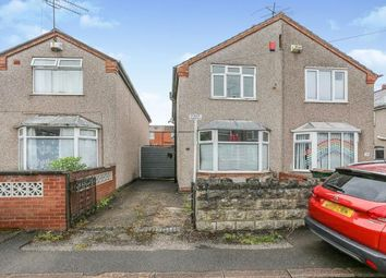 3 bed semi-detached house for sale in Botoner Road, Coventry, West Midlands CV1