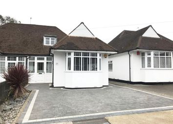 Thumbnail 4 bedroom bungalow for sale in Birkdale Avenue, Pinner
