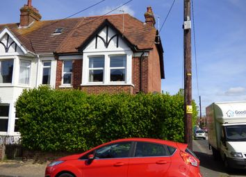 Thumbnail 2 bed flat to rent in East Ham Road, Littlehampton