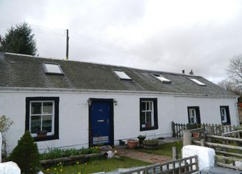 Thumbnail 3 bed terraced house for sale in Ramsay Road, Leadhills, Biggar