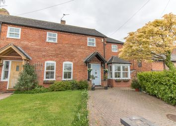 Thumbnail 4 bed cottage for sale in Leire Lane, Ashby Parva