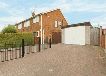 Thumbnail 2 bed maisonette to rent in Smithy Crescent, Arnold, Nottingham