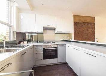 Thumbnail 2 bed flat to rent in Dunlace Road, London