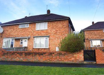 3 bed semi-detached house for sale in Coronation Avenue, Shildon, Durham DL4