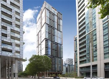 Thumbnail 2 bed flat for sale in Maine Tower, 9 Harbour Way, London