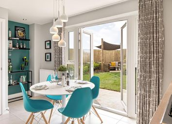 """Thumbnail 2 bed semi-detached house for sale in """"Roseberry"""" at Upper Chapel, Launceston"""