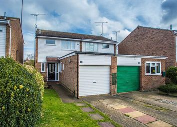 Thumbnail 3 bedroom semi-detached house for sale in Hazeldell, Watton At Stone, Herts