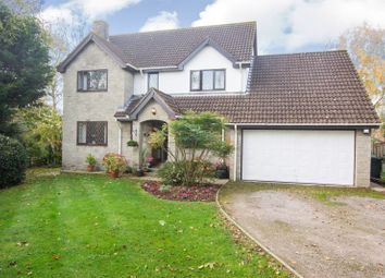 Thumbnail 4 bed detached house for sale in Lodge Lane, Nailsea