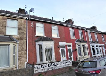 Thumbnail Terraced house for sale in Phyllis Avenue, Bridgend, Mid Glamorgan.