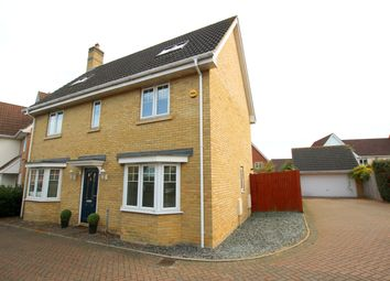 Thumbnail 6 bed detached house for sale in Chestnut View, Dunmow