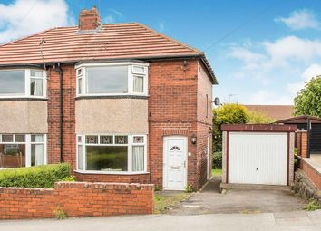 Thumbnail 2 bed semi-detached house for sale in Spring Avenue, Gildersome, Morley, Leeds