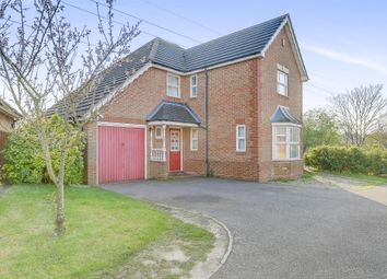 Thumbnail 5 bed detached house for sale in Purley Close, Maidenbower, Crawley