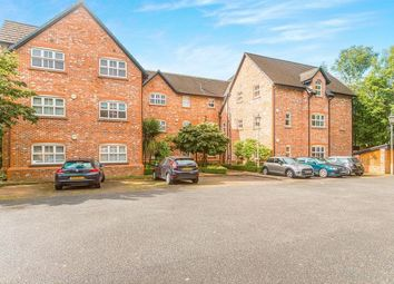 Thumbnail 2 bed flat for sale in Swallow Court Lacey Green, Wilmslow